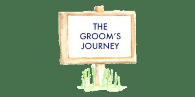 The Groom's wedding car