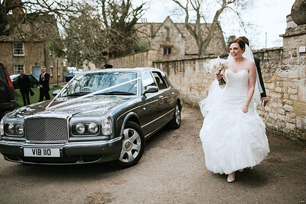 Cotswold Wedding Car - Bentley Arnage