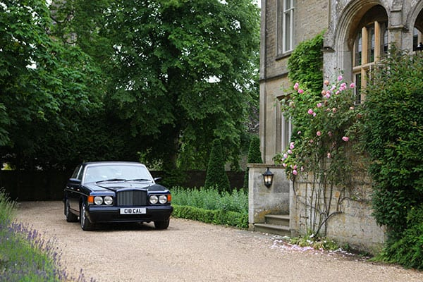 Cotswold Wedding Car - Bentley Brooklands