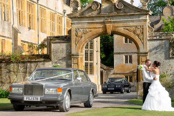 Cotswold Wedding Car - Rolls-Royce Flying Spur