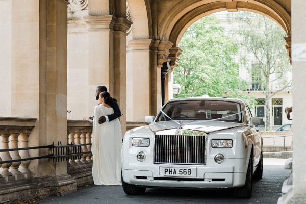 Cotswold Wedding Car - Rolls Royce Phantom